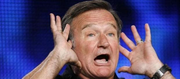 Robin Williams marcou 2014.