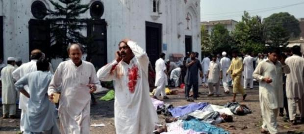Strage di Bambini in pakistan