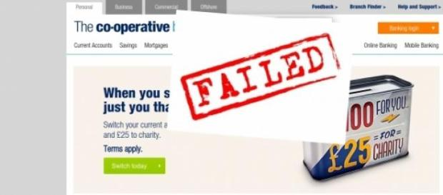 The Co-Operative B Website