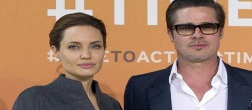 Brad Pitt, Angelina Jolie actroes de Hollywood