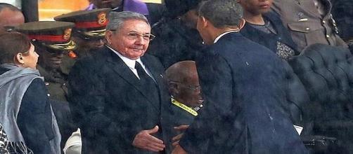 Cuba y Estados Unidos se dan la mano