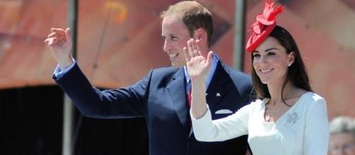Kate, William the Duke and Duchess of cambridge