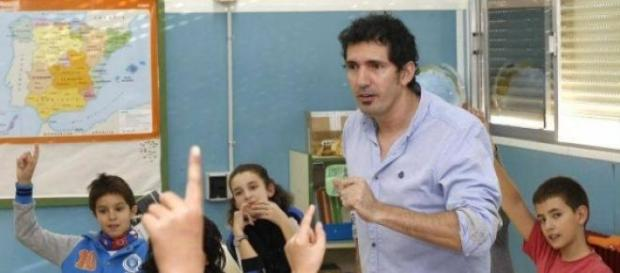 César Bona, entre los mejores profesores del mundo