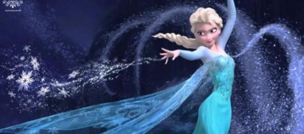 """Let it Go"" faz parte da banda sonora de Frozen"