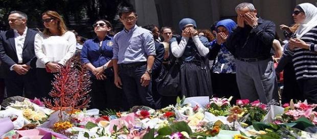 Sydney rinde homenaje a los fallecidos de ayer