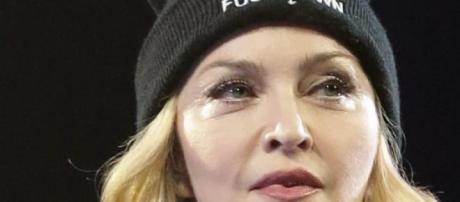 Madonna indignada con la filtración de sus temas.