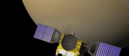 Adiós a la sonda espacial 'Venus Express'