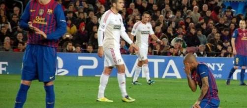 El F. C Barcelona esta lejos de su mejor nivel