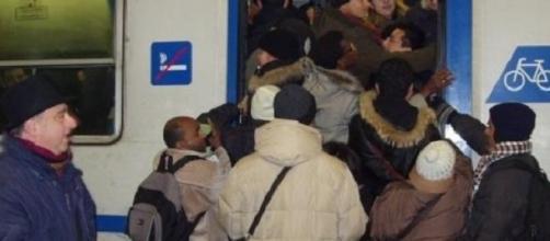 Le 10 peggiori linee ferroviarie per i pendolari