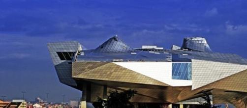 Le Nuage de Cristal à Lyon