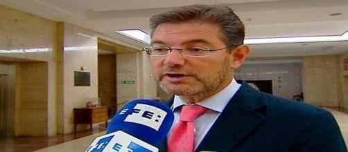 Rafael Catalá anunciará mañana al nuevo fiscal