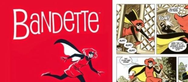 'Bandette Presto!', una ladrona adolescente