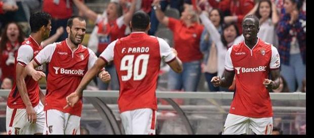 Braga vence o Benfica e segue na Taça de Portugal