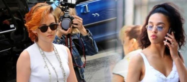 Kristen Stewart, contra la novia de Pattinson