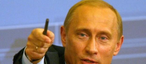 Putin,en una imagen de archivo