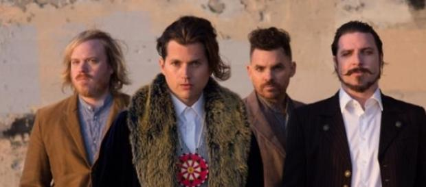 Rival Sons: novos heróis do blues rock americano