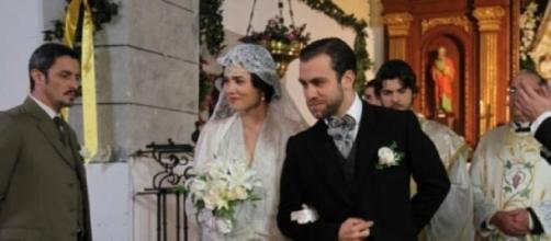 Matrimonio Fernando e Maria