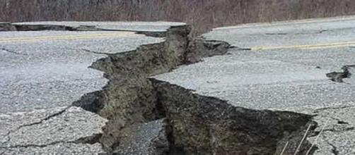 Terremoto, tanta paura fra i cittadini in strada