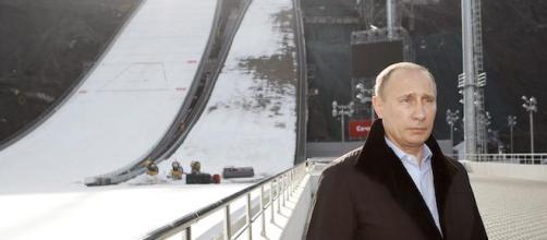 Vladimir Putin confiesa su amor.