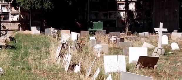 Cimitero Condera di Reggio Calabria