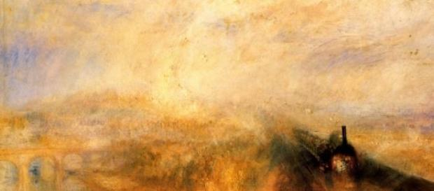 'El ferrocarril de Great Western', Turner 1844