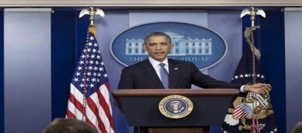 El Presidente Obama, Sony cometio un grave error