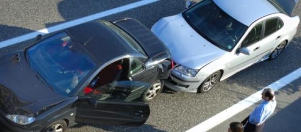 Imagen de un accidente anterior