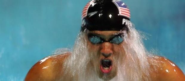 Michael Phelps condenado