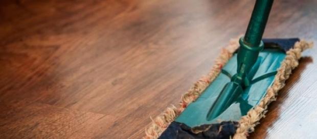 O vinagre pode ser usado para tarefas domésticas
