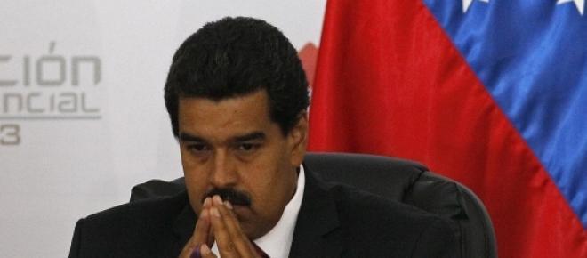 Nicolás Maduro tiene cada vez menos apoyo popular ante la crisis económica venezolana.