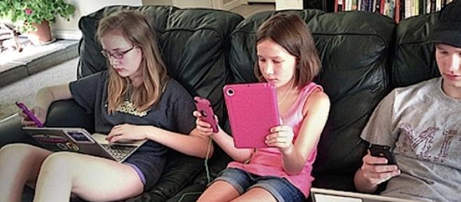 Crianças viciadas em tecnologia estão perdendo a habilidade de identificar emoções