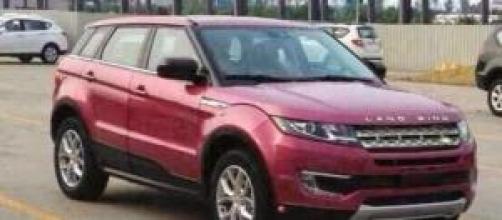 """Apariencia del vehículo chino """"similar"""" al Evocate"""