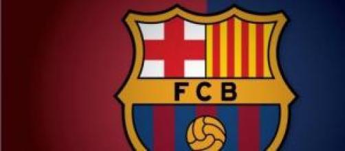 Imagen actual del escudo FCB