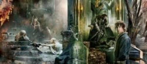 Lo Hobbit : La Battaglia delle Cinque Armate