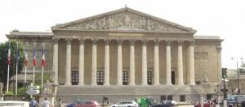 Palacio Borbón, Asamblea Nacional de Francia