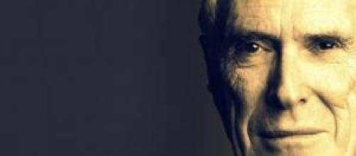 Retrato del poeta Mark Strand