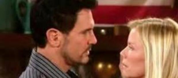 Brooke e Bill pianificano il matrimonio.