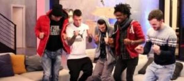 Fedez & Co ballano la danza della vittoria
