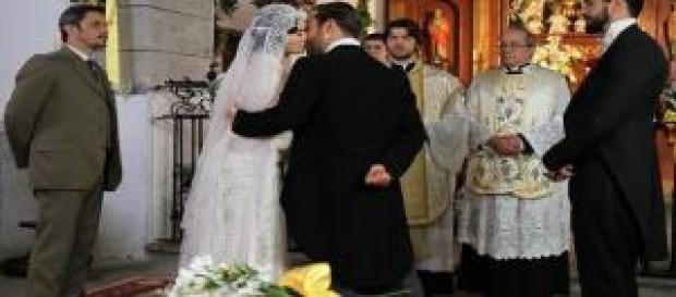 Il matrimonio di Maria e Fernando
