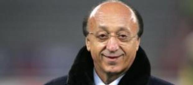 L'ex dg juventino Luciano Moggi