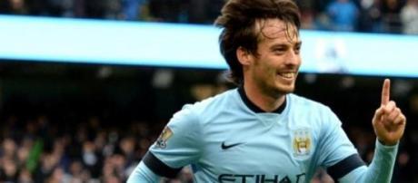 Silva est le héros du jour. Crédit: eurosport.uk.
