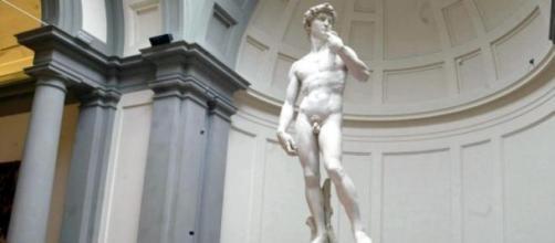 David di Michelangelo patrimonio dell'Unesco