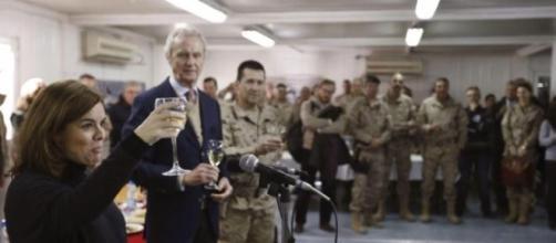 PP y PSOE a favor de nuevas tropas a Afganistán
