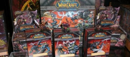Productos de World of Warcraft