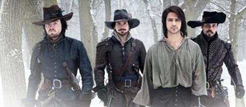 Serie Tv The Musketeers in onda su Italia 1