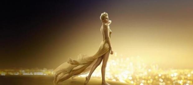 Charlize Theron en el último spot de J´adore