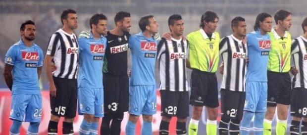 Juventus-Napoli in streaming gratis
