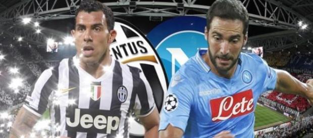 Juventus-Napoli, Supercoppa 2014 del 22/12