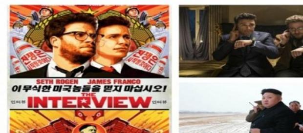 'La Entrevista', producida por Sony Pictures
