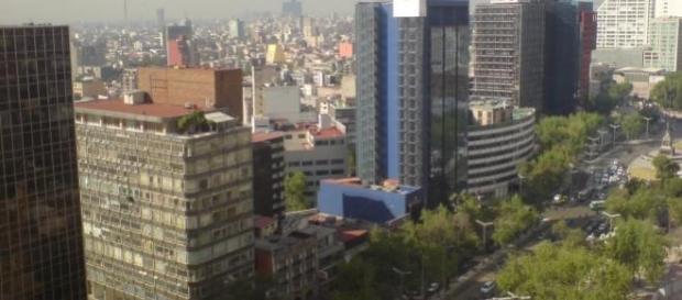 México D. F. se está hundiendo